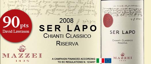 Mazzei Ser Lapo Chianti Classico Riserva 2008