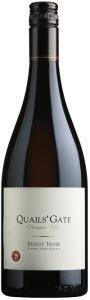 Quails' Gate Stewart Family Reserve Pinot Noir