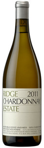 Ridge Estate Chardonnay 2011