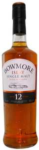 Bowmore 12 Years Old Islay Single Malt