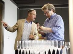 David Lawrason at Fête de Pinot Noir
