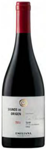 Emiliana Winemaker's Selection Syrah 2011