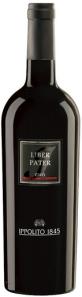 Ippolito 1845 Liber Pater Cirò Rosso Classico Superiore 2010