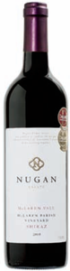 Nugan Estate Mclaren Parish Vineyard Shiraz 2010