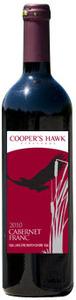Cooper's Hawk Cabernet Franc Reserve 2010