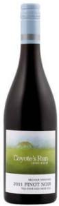 Coyote's Run Red Paw Vineyard Pinot Noir 2011