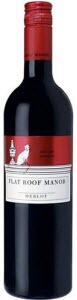Flat Roof Manor Merlot