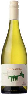 Matetic Corralillo Sauvignon Blanc 2012