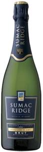 Sumac Ridge Steller's Jay Brut Sparkling Wine 2008