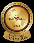 WWAC 2013 Category Champion