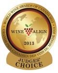 WWAC 2013 Judges' Choice