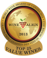 WWAC Top 25 Value Wines