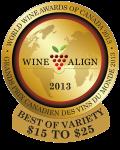 WWAC 2013 Best of Variety $15 - $25