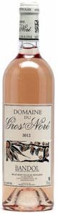 Bandol Rose Domaine Du Gros Nore 2012