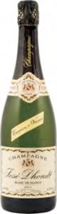 José Dhondt Blanc De Blancs Brut Champagne