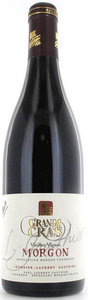 Laurent Gauthier Grand Cras Vieilles Vignes Morgon 2011