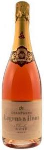 Legras & Haas Brut Rosé Champagne