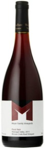 Meyer Family Pinot Noir Mclean Creek Road Vineyard 2011