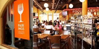 pairings restaurant