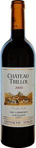 Château Trillol Grenache Syrah 2008