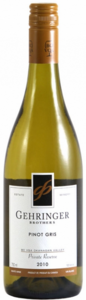 Gehringer Brothers Private Reserve Pinot Gris 2012