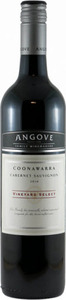 Angove Vineyard Select Cabernet Sauvignon 2010