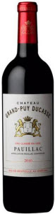 Château Grand Puy Ducasse 2011