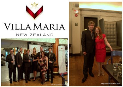 Villa Maria Winemakers Dinner