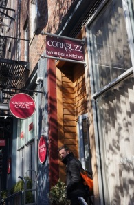 CorkBuzz Wine Bar and Kitchen