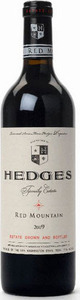 Hedges Family Estate Three Vineyards Red 2011