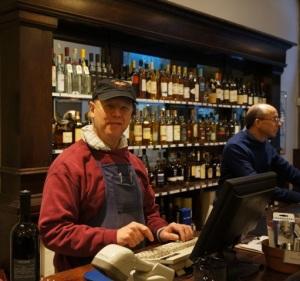 Jamie Wolff, Partner, Chambers Street Wines