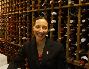 Laura Williamson MS, Chef Sommelier, Jean-Georges