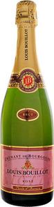 Louis Bouillot Perle D'aurore Brut Rosé Crémant De Bourgogne