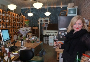 Meg at Dandelion Wine Shop