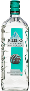 Iceberg Chocolate Mint Flavoured Vodka