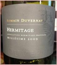 Romain Duvernay Hermitage