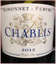 Simonnet - Febvre Chablis