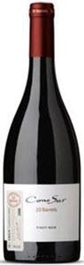 Cono Sur 20 Barrels Limited Edition Pinot Noir 2011
