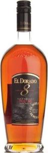 El Dorado 8 Yr Cask Aged Demerara Rum
