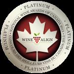 NWAC 2013 Platinum Medal