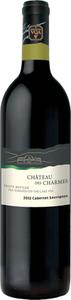 Chateau Des Charmes Cabernet Sauvignon 2012