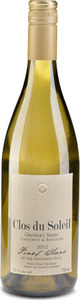 Clos du Soleil Growers Series Pinot Blanc 2012