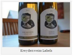 Kreydenweiss Labels 1