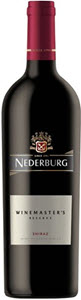 Nederburg Winemaster's Reserve Shiraz