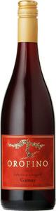 Orofino Vineyards Gamay Celentano Vineyard 2013
