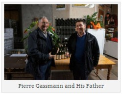 Pierre Gassmann and His Father 1