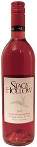 Stag's Hollow Syrah Grenache Rosé 2013