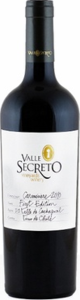Valle Secreto First Edition Carmenère 2011