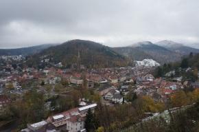 View from Top of Rangen de Thann