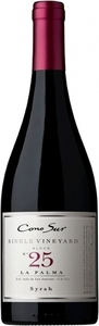 Vina Cono Sur Single Vineyard Block 25 Syrah 2012
